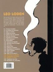 Verso de Léo Loden (Intégrale) -7- Intégrale 7