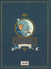 Verso de Le château des étoiles -INT2- 1869 : La Conquête de l'espace - Vol.II