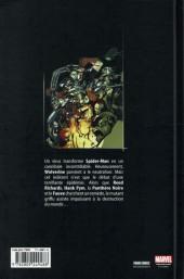 Verso de Wolverine (Marvel Dark) - Marvel universe vs Wolverine