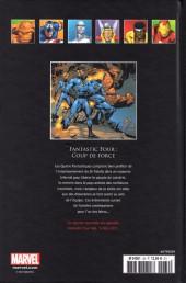 Verso de Marvel Comics - La collection (Hachette) -3933- Fantastic Four - Coup de force