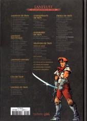 Verso de Lanfeust et les mondes de Troy - La collection (Hachette) -55- Trolls de Troy - Les enragés du Darshan (II)