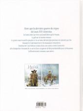 Verso de Hyver 1709 -1- Livre I