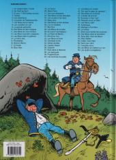 Verso de Les tuniques Bleues -59- Les quatre évangélistes