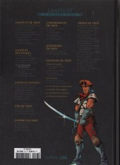 Verso de Lanfeust et les mondes de Troy - La collection (Hachette) -13- Lanfeust des Étoiles - La Chevauchée des bactéries