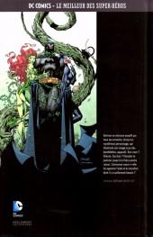 Verso de DC Comics - Le Meilleur des Super-Héros -1- Batman - Silence - 1re partie