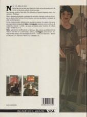 Verso de De silence et de sang -2a87- Mulberry street