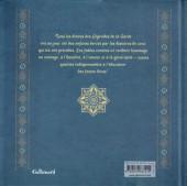 Verso de Légendes de la Garde - Baldwin le brave et autres contes