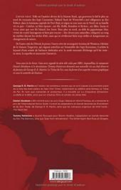 Verso de A Game of Thrones - Le Trône de fer -6- Volume VI