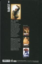 Verso de Fairest -4- Des hommes et des souris