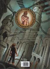 Verso de Les brumes d'Asceltis -7- Jérasem