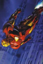 Verso de Marvel Fun -4- Iron Man cœur d'acier !