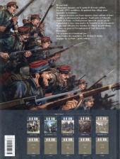Verso de 14-18 (Corbeyran/Le Roux) -4- La tranchée perdue (avril 1915)