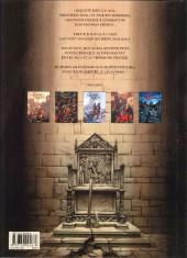 Verso de Le trône d'Argile -2b- Le pont de Montereau