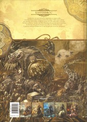 Verso de Elfes -11- Kastennroc