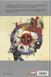 Verso de Hawkeye vs. Deadpool - Balles masquées