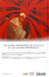 Verso de Uncanny X-Men -2- Brisés