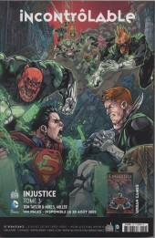 Verso de Superman Saga -20- Numéro 20
