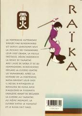 Verso de Raïka -4- Tome 4