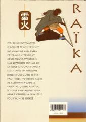 Verso de Raïka -3- Tome 3