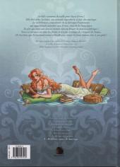 Verso de Princesse Sara -8- Meilleurs vœux de mariage