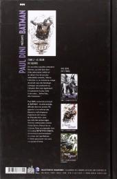 Verso de Batman (Paul Dini présente) -2- Le cœur de silence