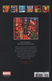 Verso de Marvel Comics - La collection (Hachette) -4048- Les Éternels - Dessein intelligent