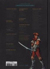 Verso de Lanfeust et les mondes de Troy - La collection (Hachette) -15- Lanfeust des Étoiles - Le secret des Dolphantes