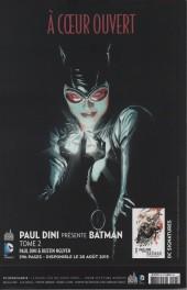 Verso de Batman Saga -40- Numéro 40