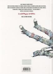 Verso de Le roman de Boddah - Comment j'ai tué Kurt Cobain