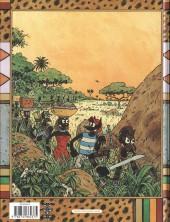 Verso de Keubla -1d- Sur la piste du bongo