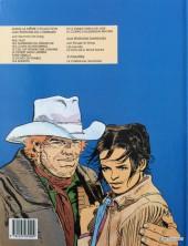Verso de Comanche -11a1994- Les fauves