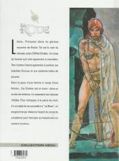 Verso de La roue -1- La prophétie de Korot