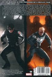 Verso de Captain America (Marvel comics - 1968) -INT14- Prisoner of war