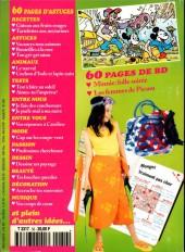 Verso de Minnie mag -50- Numéro 50