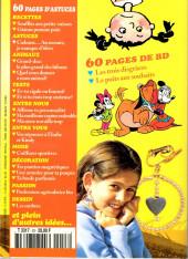 Verso de Minnie mag -53- Numéro 53