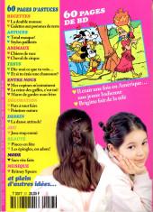 Verso de Minnie mag -57- Numéro 57