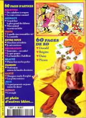 Verso de Minnie mag -69- Numéro 69