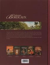 Verso de Châteaux Bordeaux -6- Le courtier