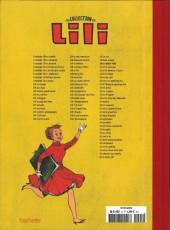 Verso de Lili - La collection (Hachette) -2- Lili au Music-Hall