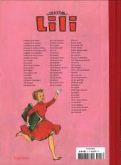 Verso de Lili - La collection (Hachette) -3- Lili et le diamant