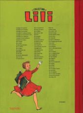 Verso de Lili - La collection (Hachette) -4- Lili travaille