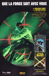 Verso de Les gardiens de la Galaxie (fascicules - 2015) -9- Le Vortex noir (1/7)