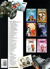 Verso de Spirou et Fantasio -HS01 b2003- L'héritage