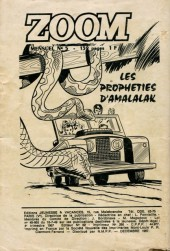 Verso de Atoll -10- Archie - Au Royaume de Taweg