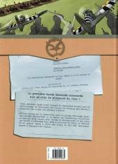Verso de Les Échappés -2- Opération Tonga 2/2