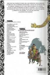 Verso de Thorgal -26a15- Le Royaume sous le Sable