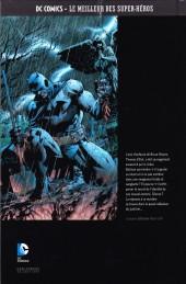 Verso de DC Comics - Le Meilleur des Super-Héros -2- Batman - Silence - 2e partie