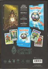 Verso de Mutafukaz -5TL- V - Version collector