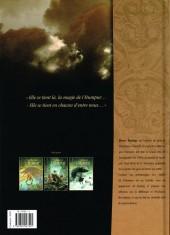Verso de Les fables de l'Humpur -3- Le Royaume d'Ophü