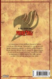 Verso de Fairy Tail -46- Tome 46